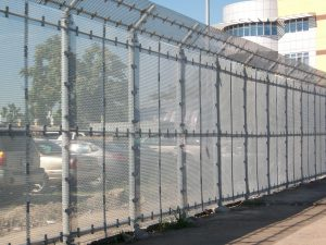 Commercial Security Fence Fremont CA